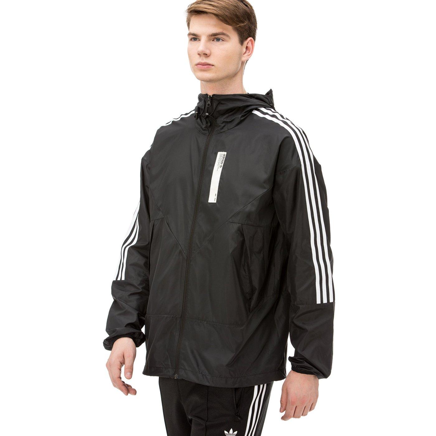 adidas NMD Erkek Siyah Rüzgarlık