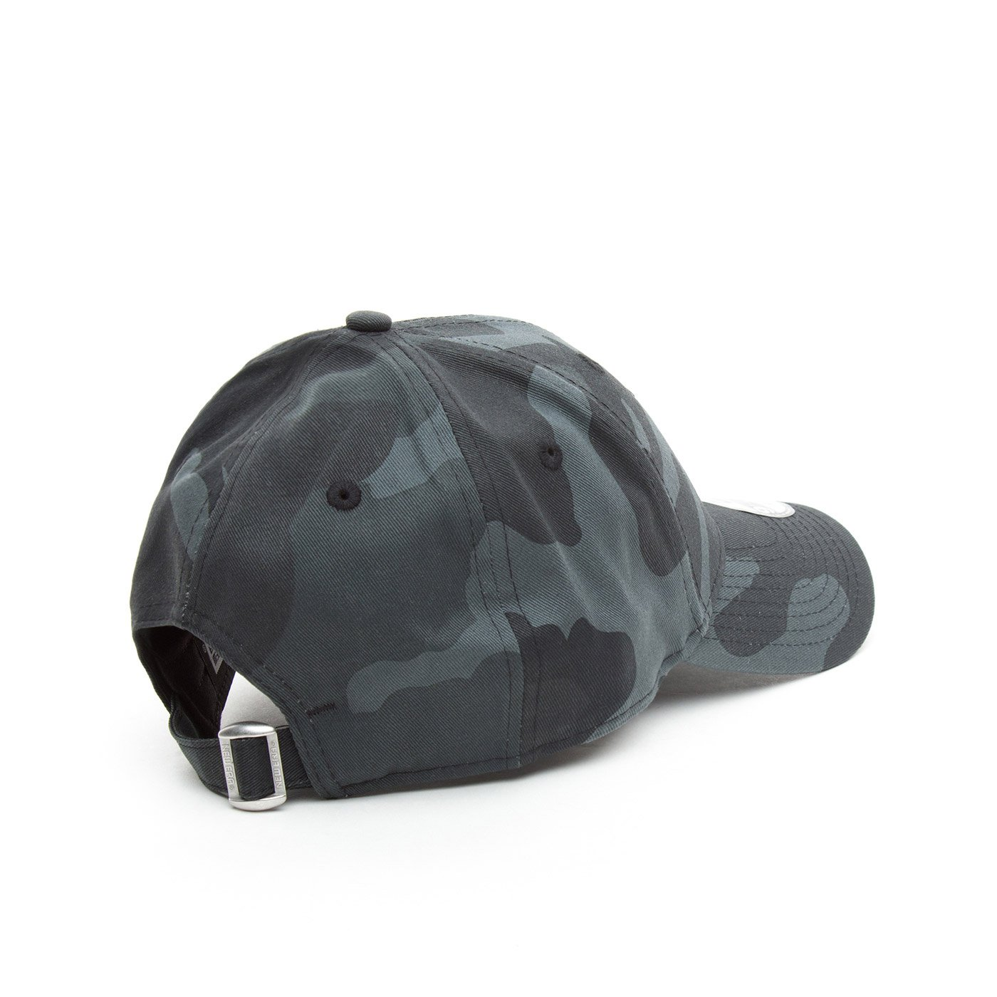 New Era 9Forty New York Yankees Unisex Gri Kamuflaj Şapka
