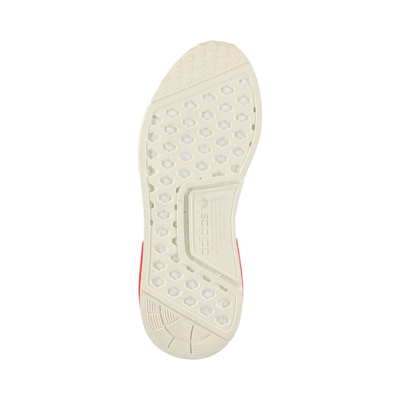 Adidas Nmd R1 Erkek Beyaz Spor Ayakkabı