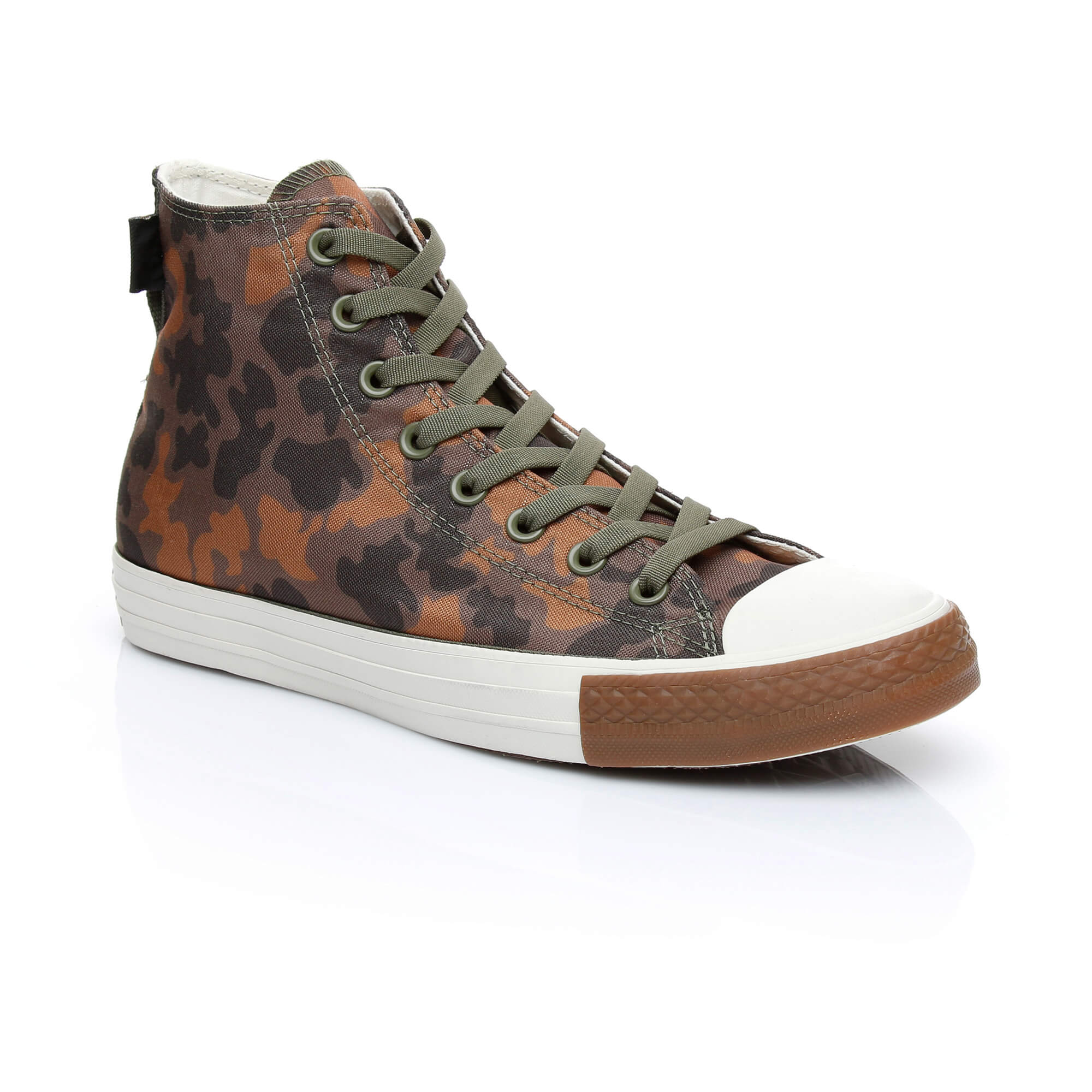 Converse Chuck Taylor All Star Mid Erkek Kahverengi Sneaker