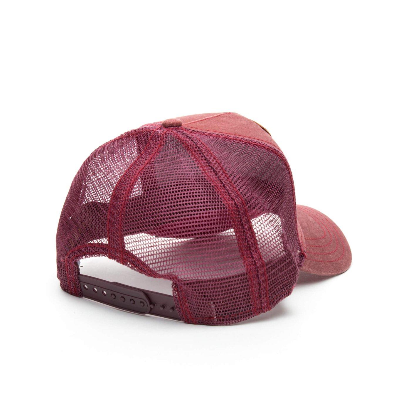Goorin Bros Cougar Unisex Kırmızı Şapka