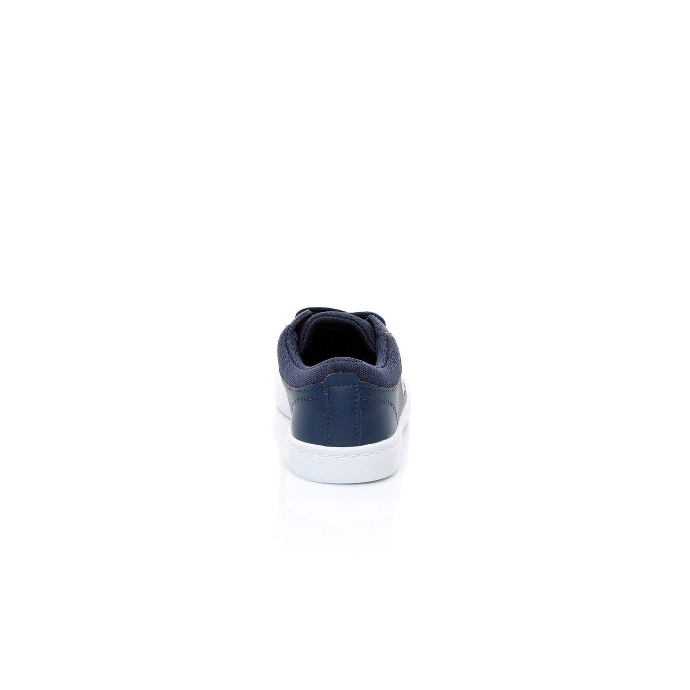 Lacoste Çocuk Lacivert Spor Ayakkabı