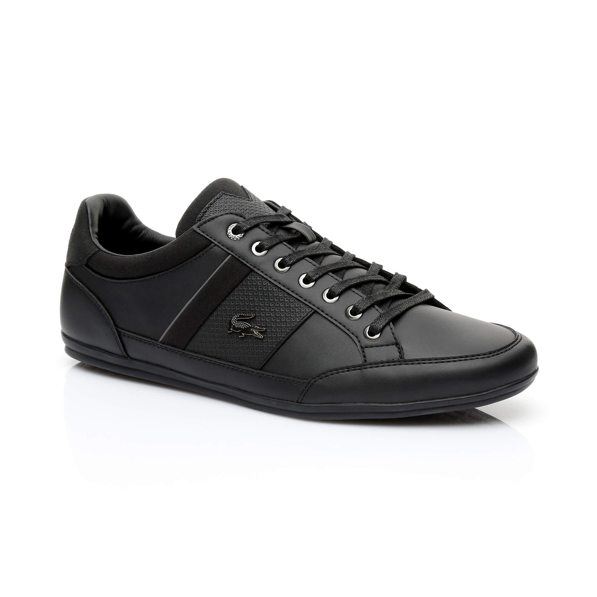 Lacoste Chaymon 118 1 Erkek Siyah Sneaker