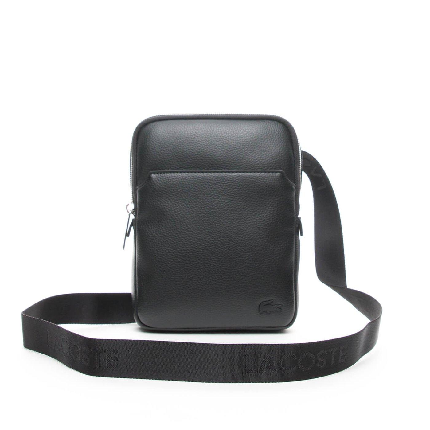 Lacoste Gael Siyah Çapraz Çanta