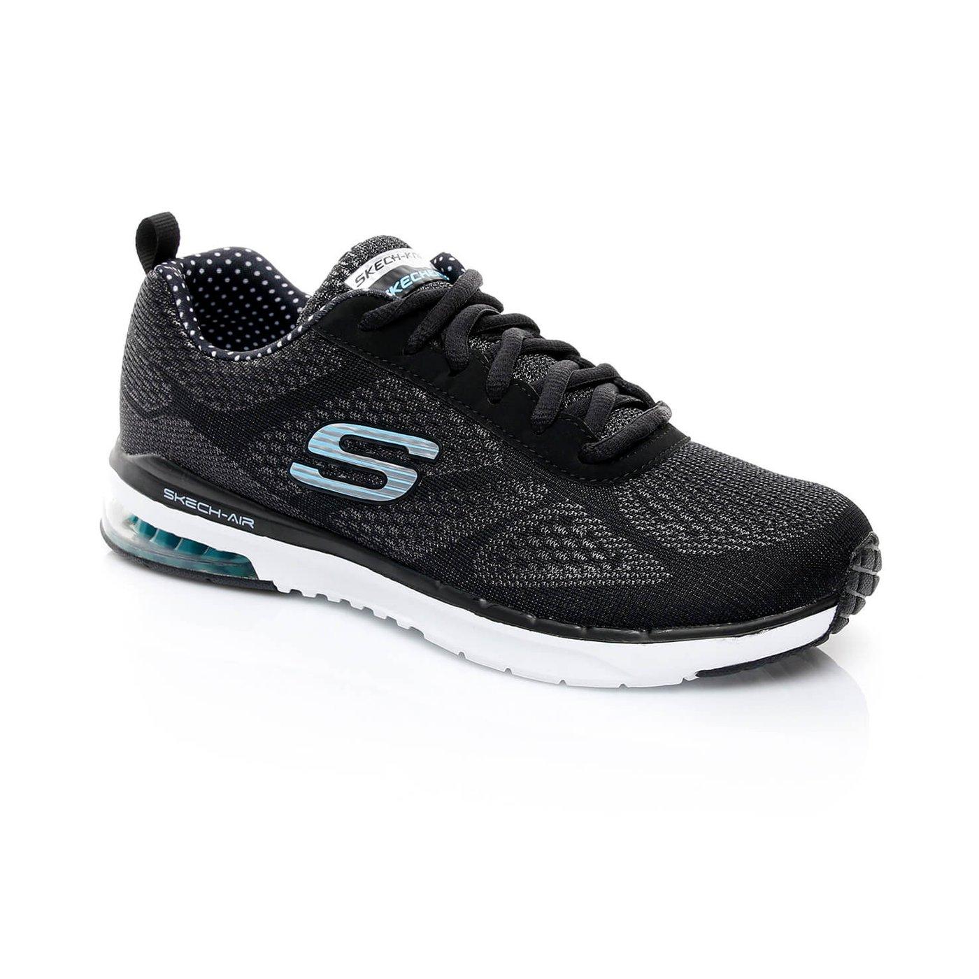 Skechers Skech-Air Infinity Kadın Siyah Spor Ayakkabı
