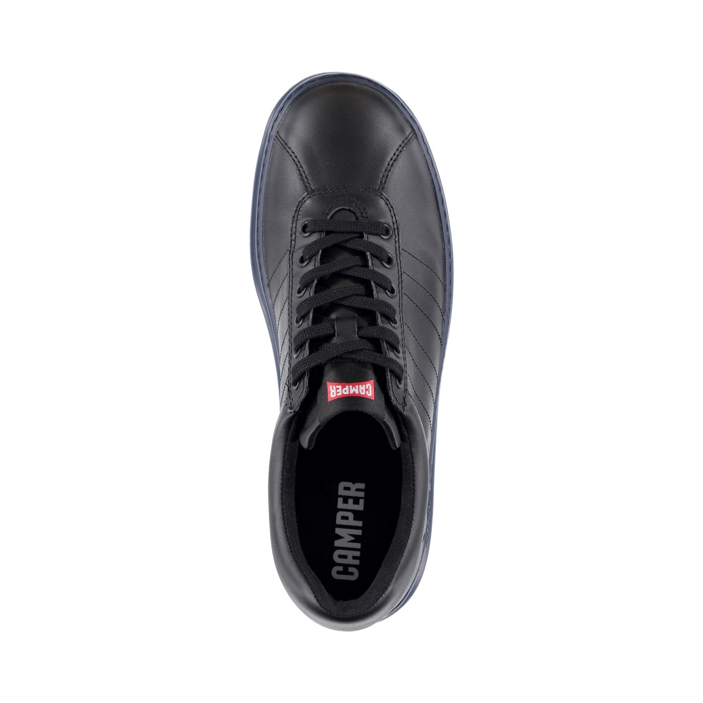 Camper Runner Four Erkek Siyah Sneaker