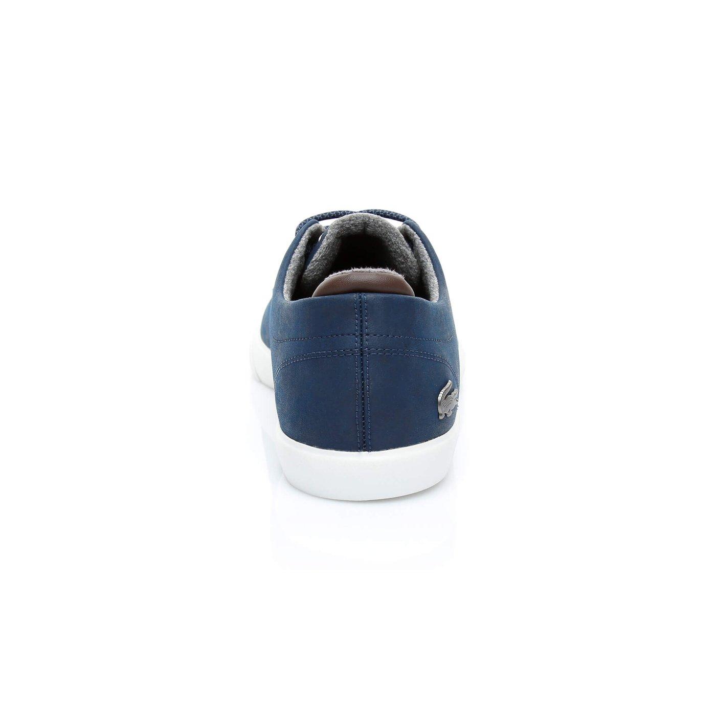 Lacoste Esparre Erkek Lacivert Sneaker