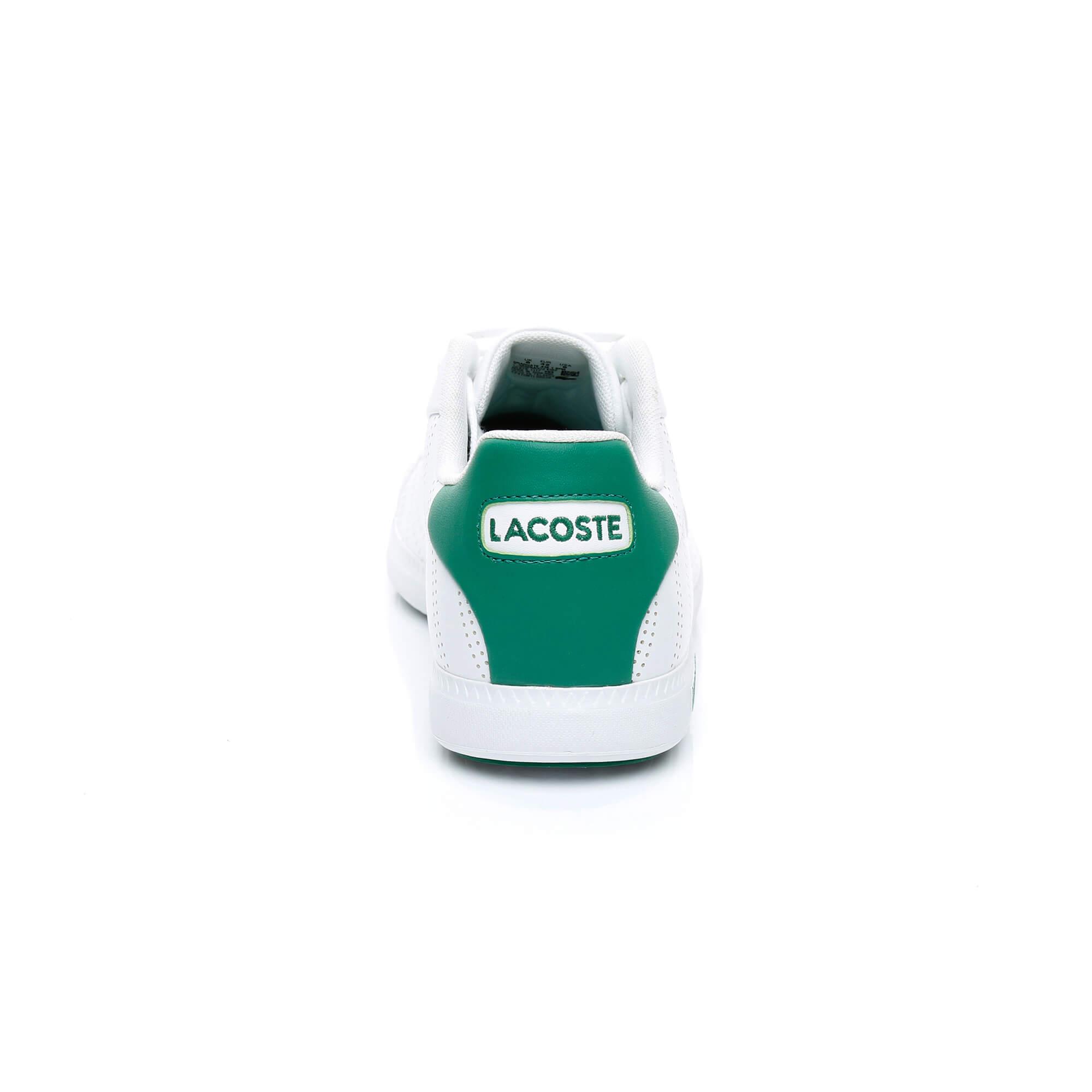 Lacoste Graduate 318 1 Erkek Beyaz Sneaker