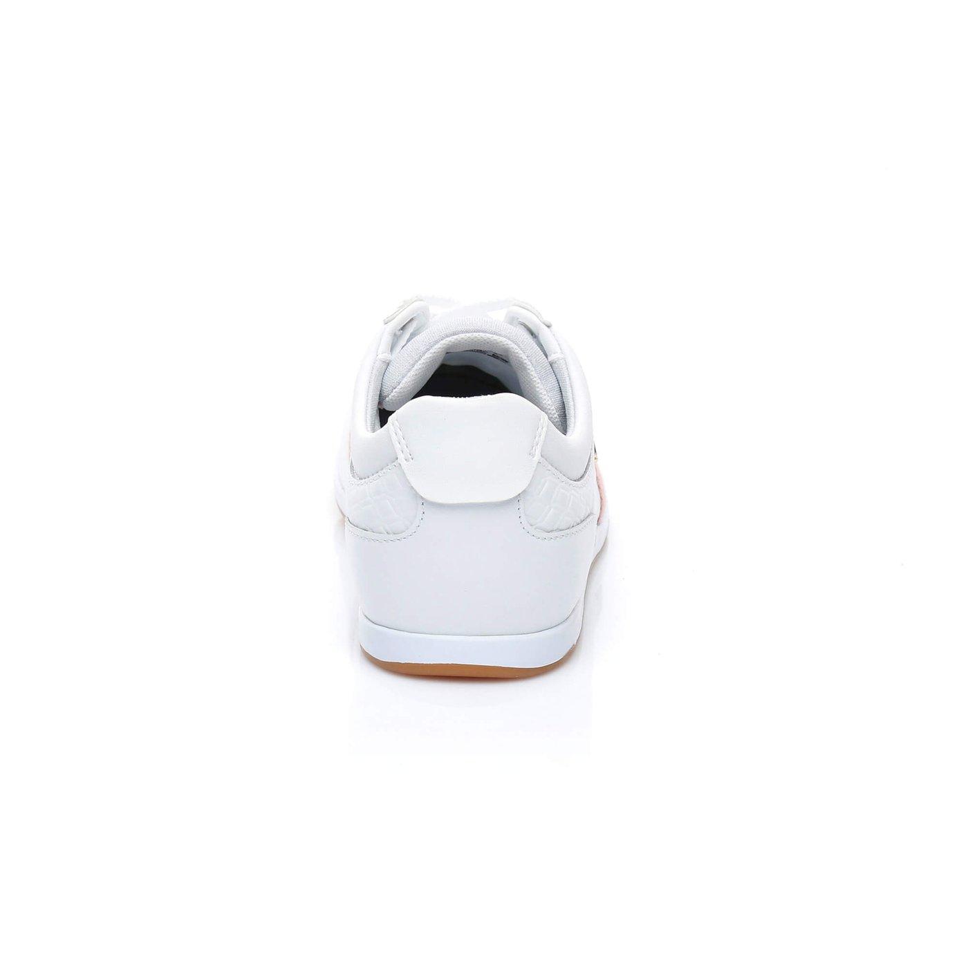 Lacoste Kadın Beyaz Sneaker
