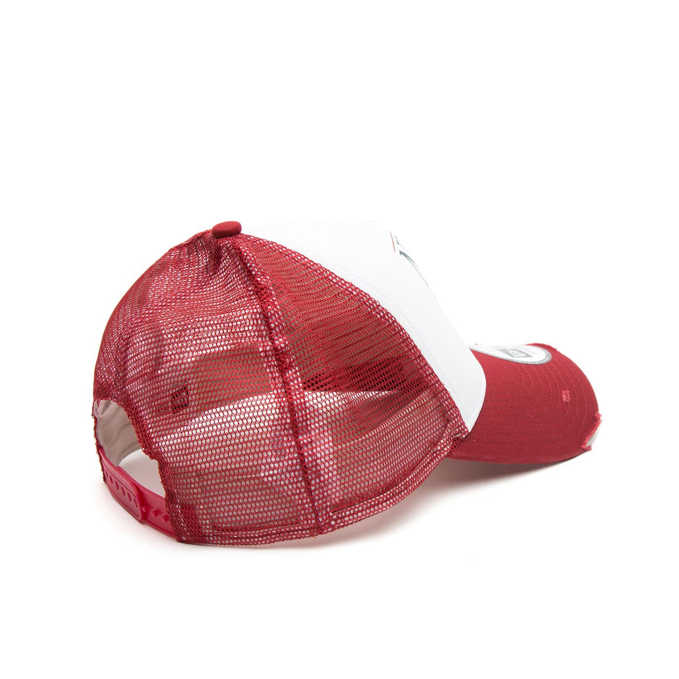 New Era Adjustable Erkek Bordo Şapka