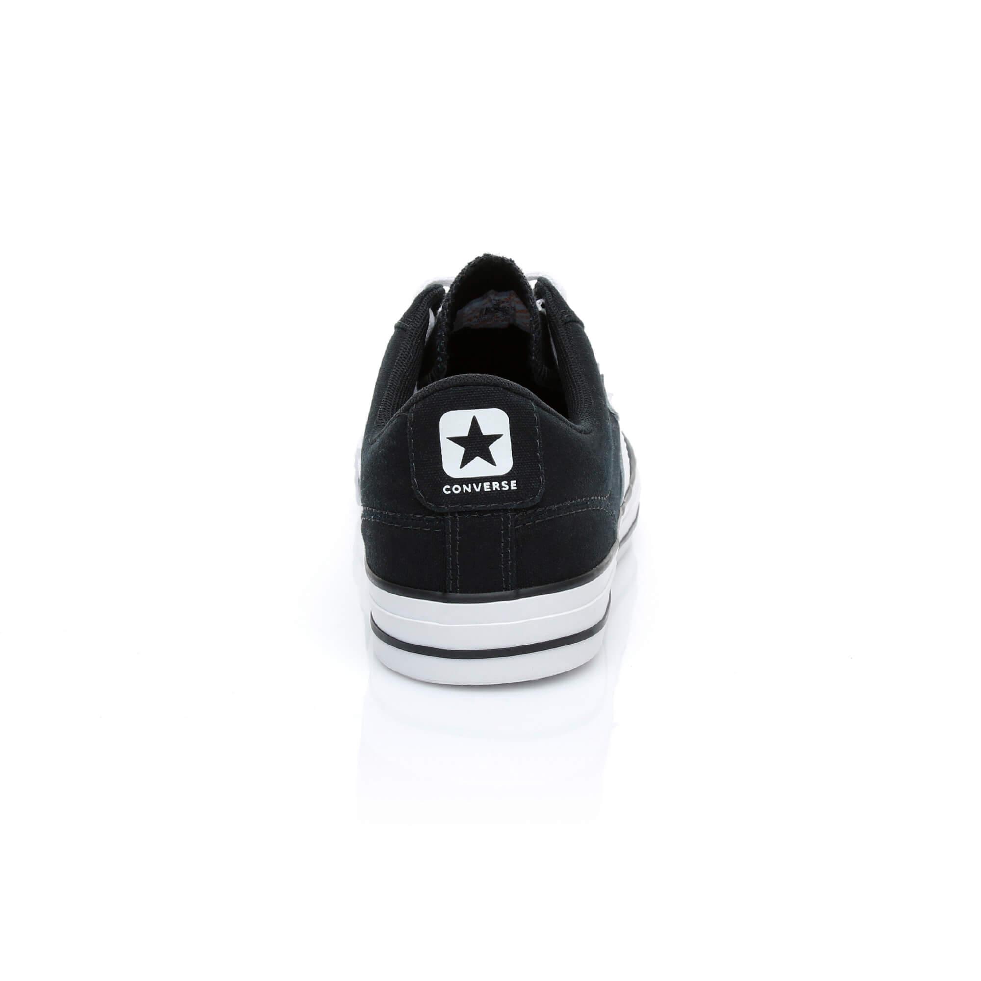 Converse Star Player OX Erkek Siyah Sneaker