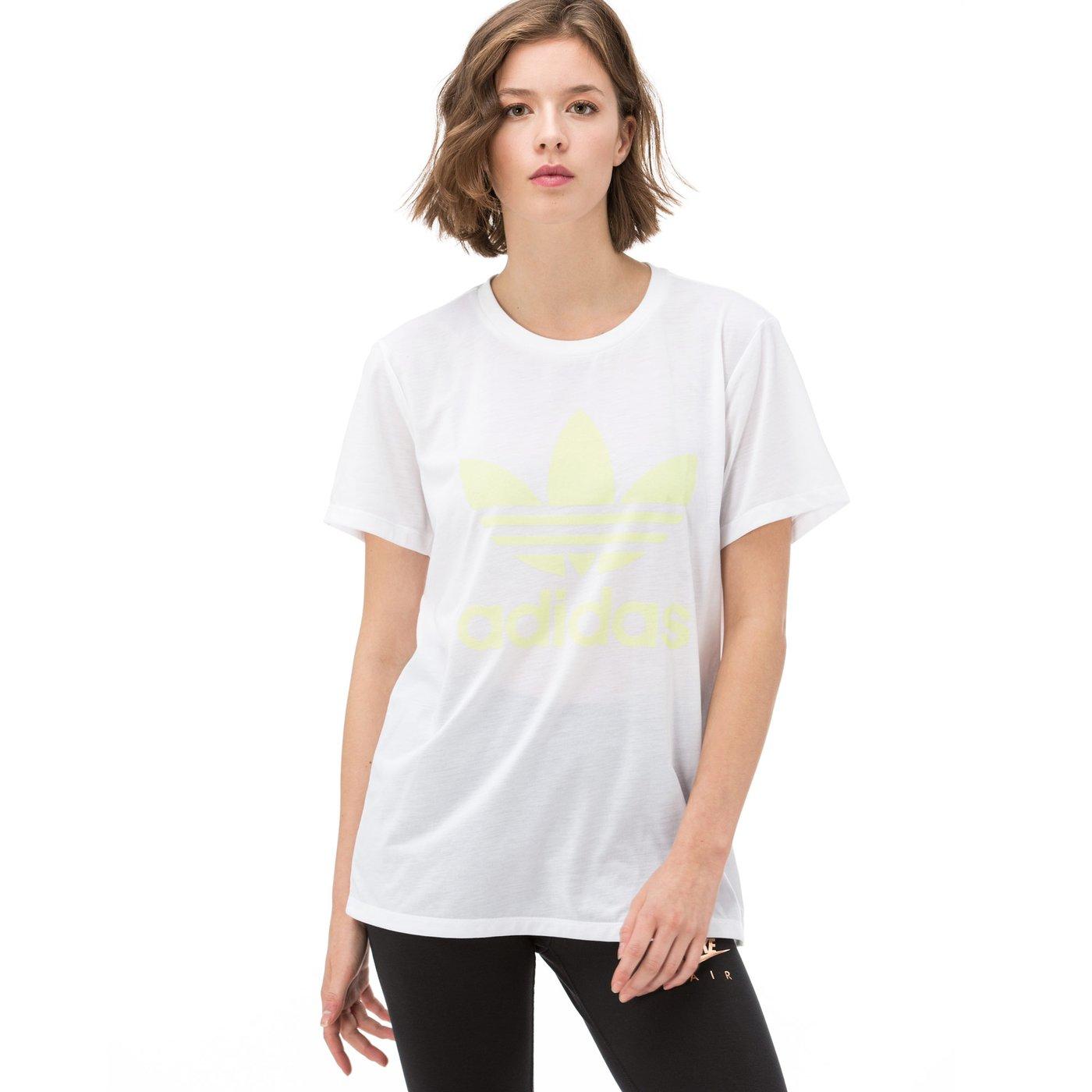 adidas Kadın Beyaz Tshırt
