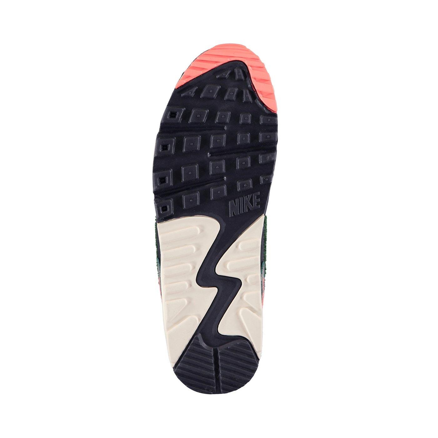 Nike Air Max 90 Premium Erkek Gri Spor Ayakkabı