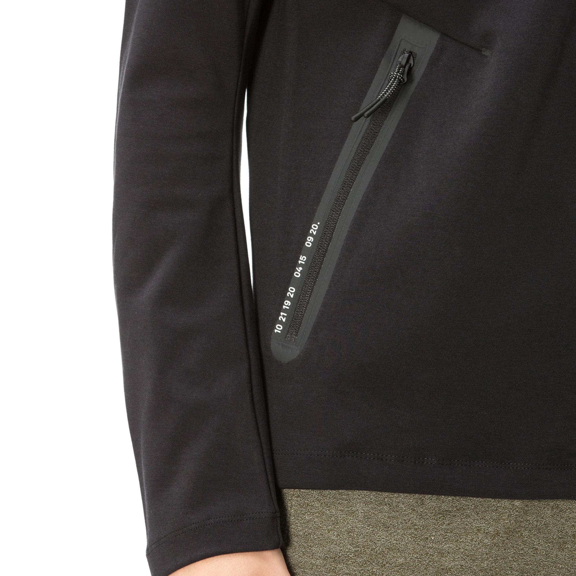 Nike Erkek Siyah Sweatshirt