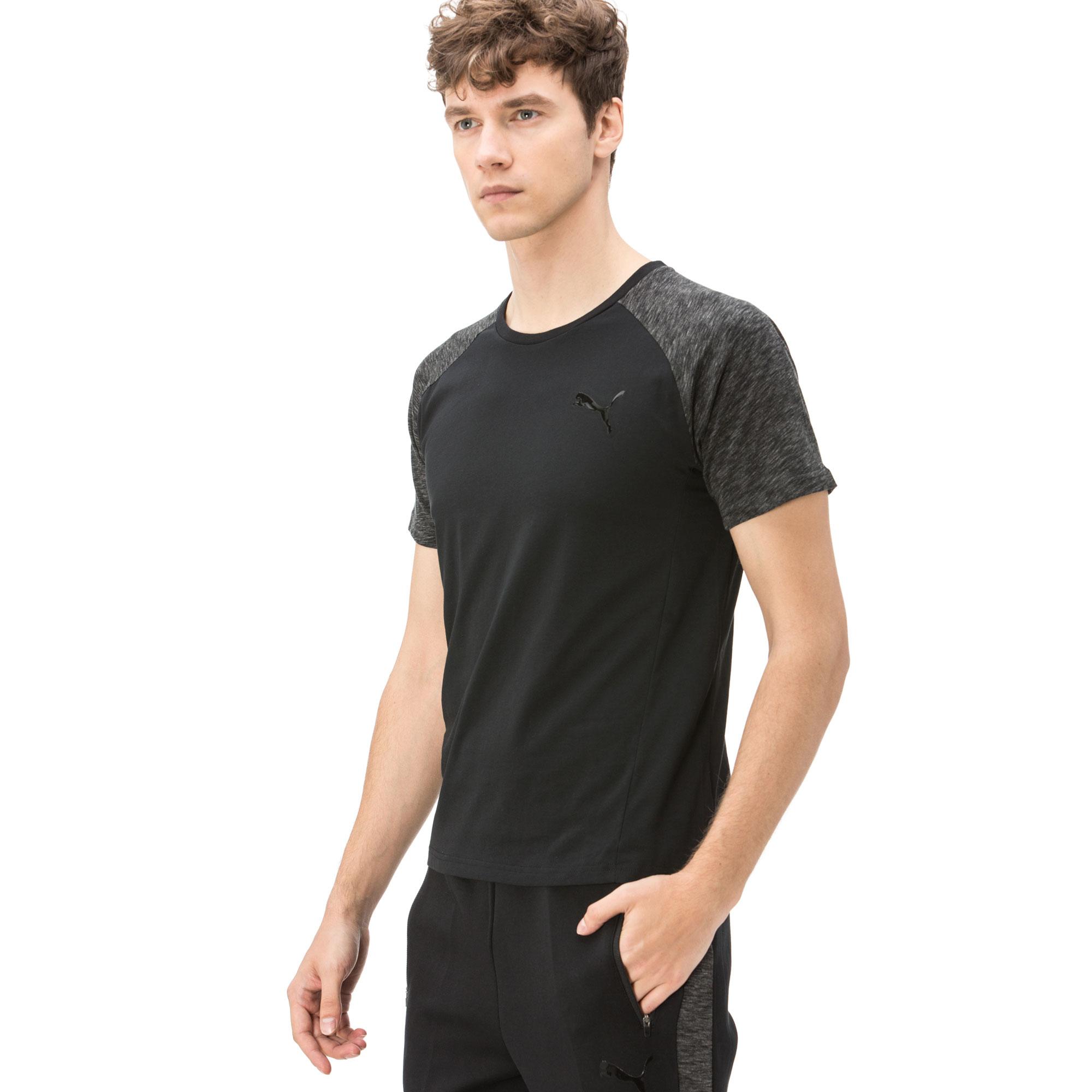 Puma Pace Erkek Beyaz T-shirt