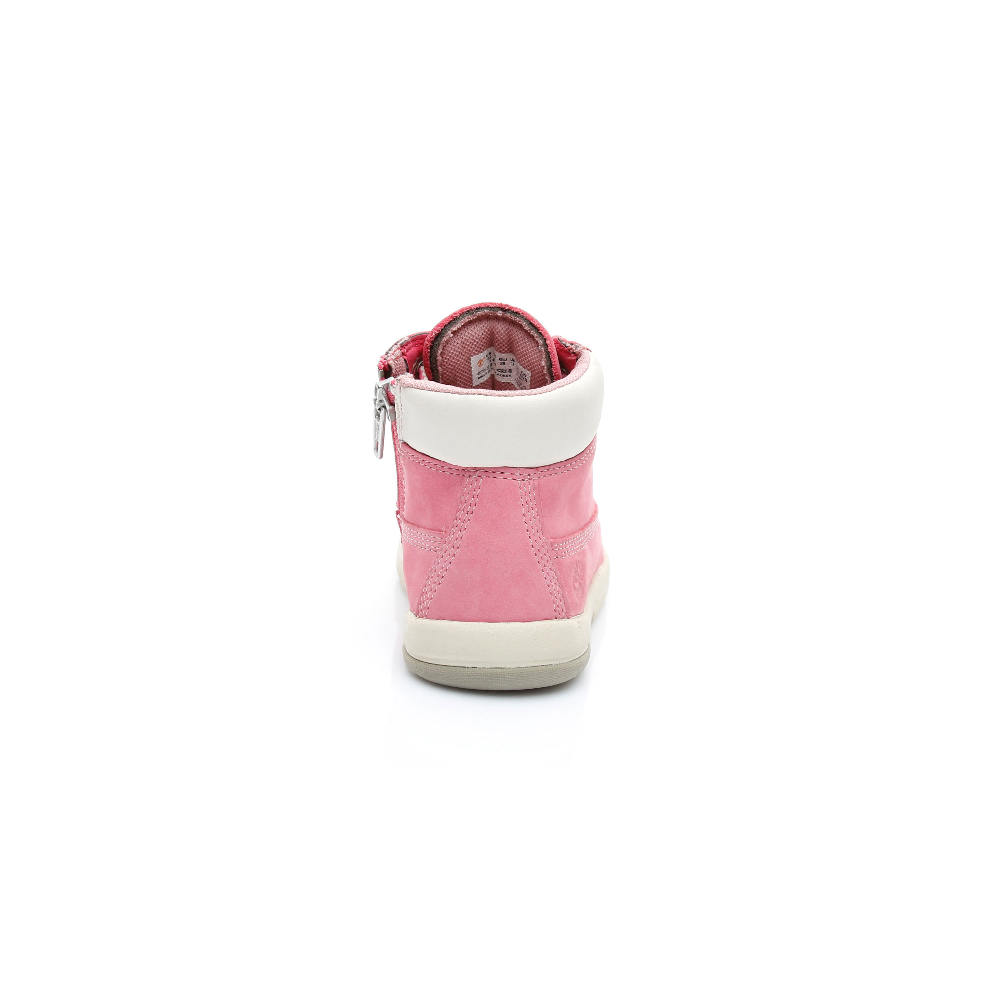 "Timberland New Toddle Tracks 6"" Çocuk Pembe Bot"