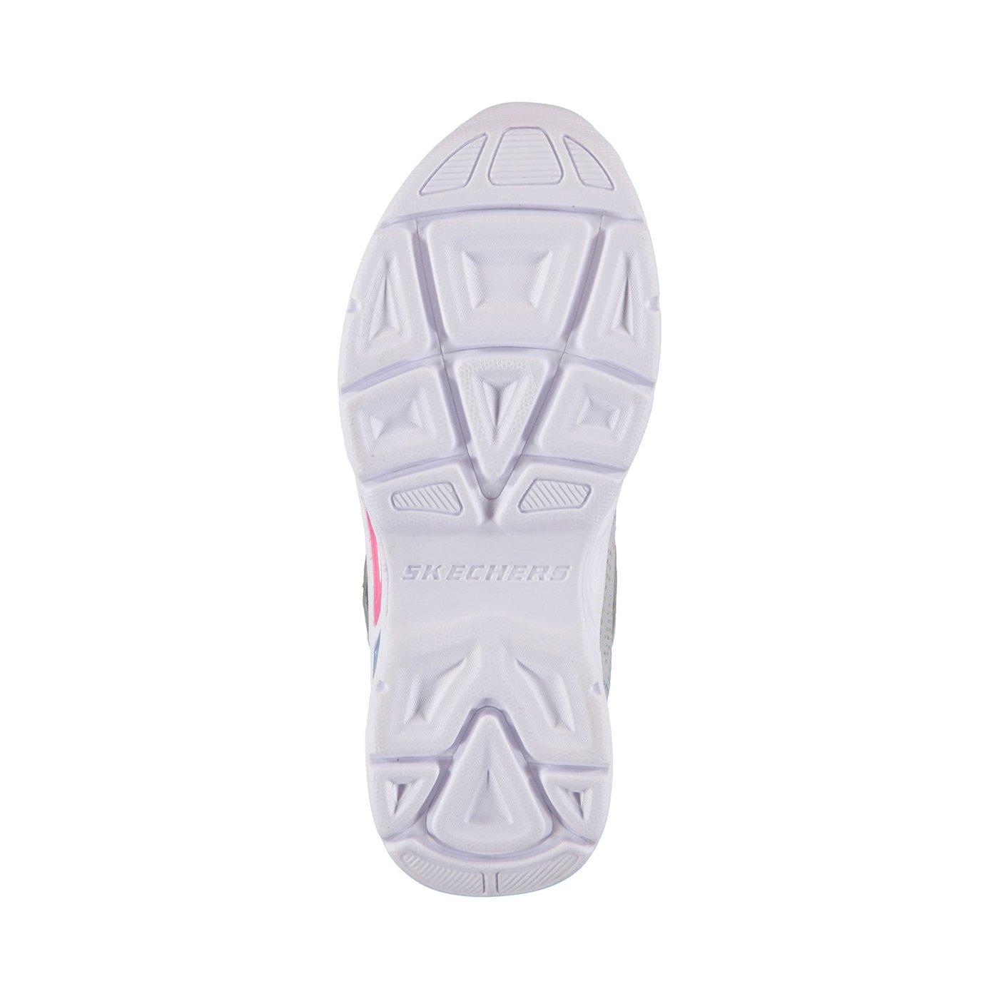 Skechers Litebeams - Gleam N' Dream Kız Çocuk Gri Spor Ayakkabı