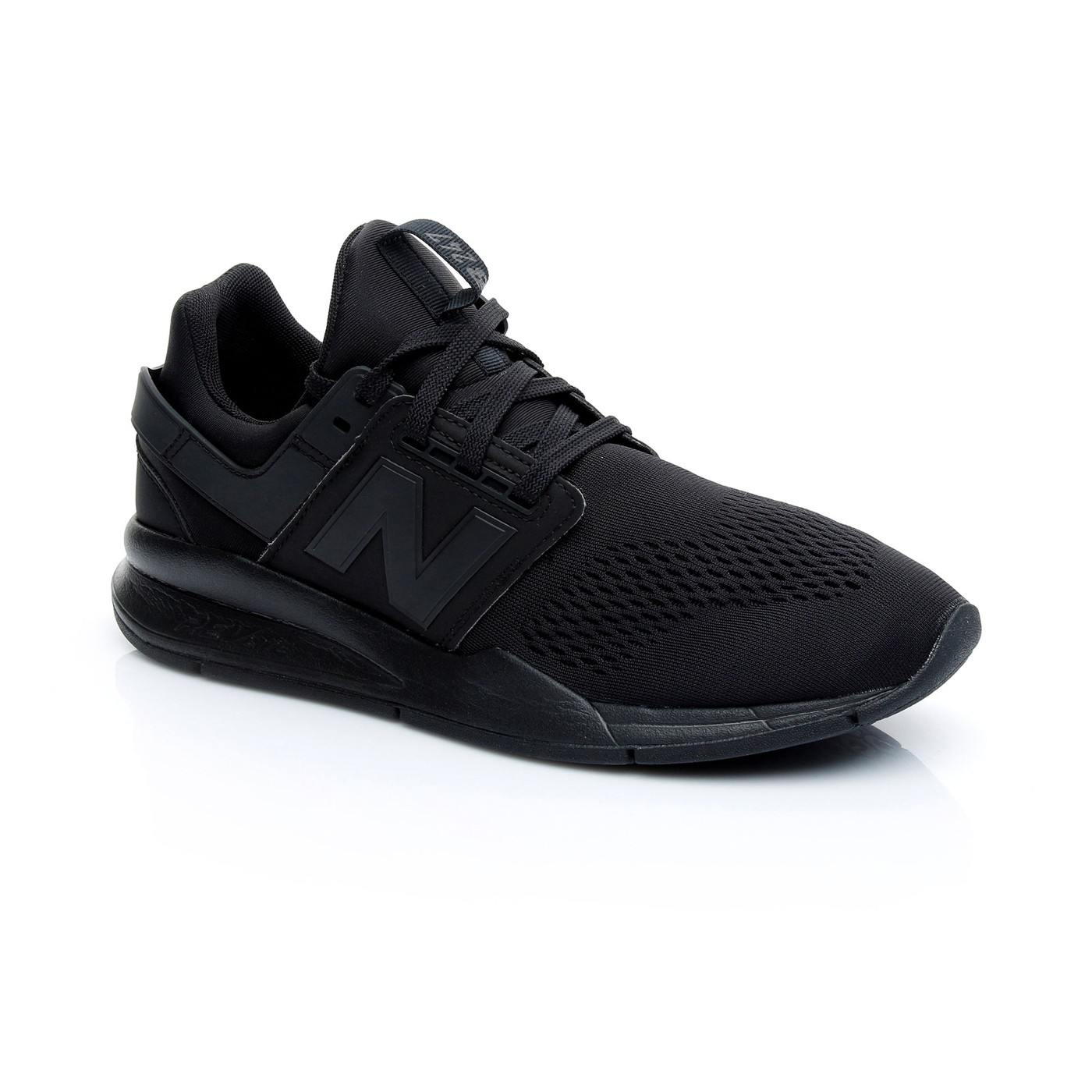new balance 247 black suede