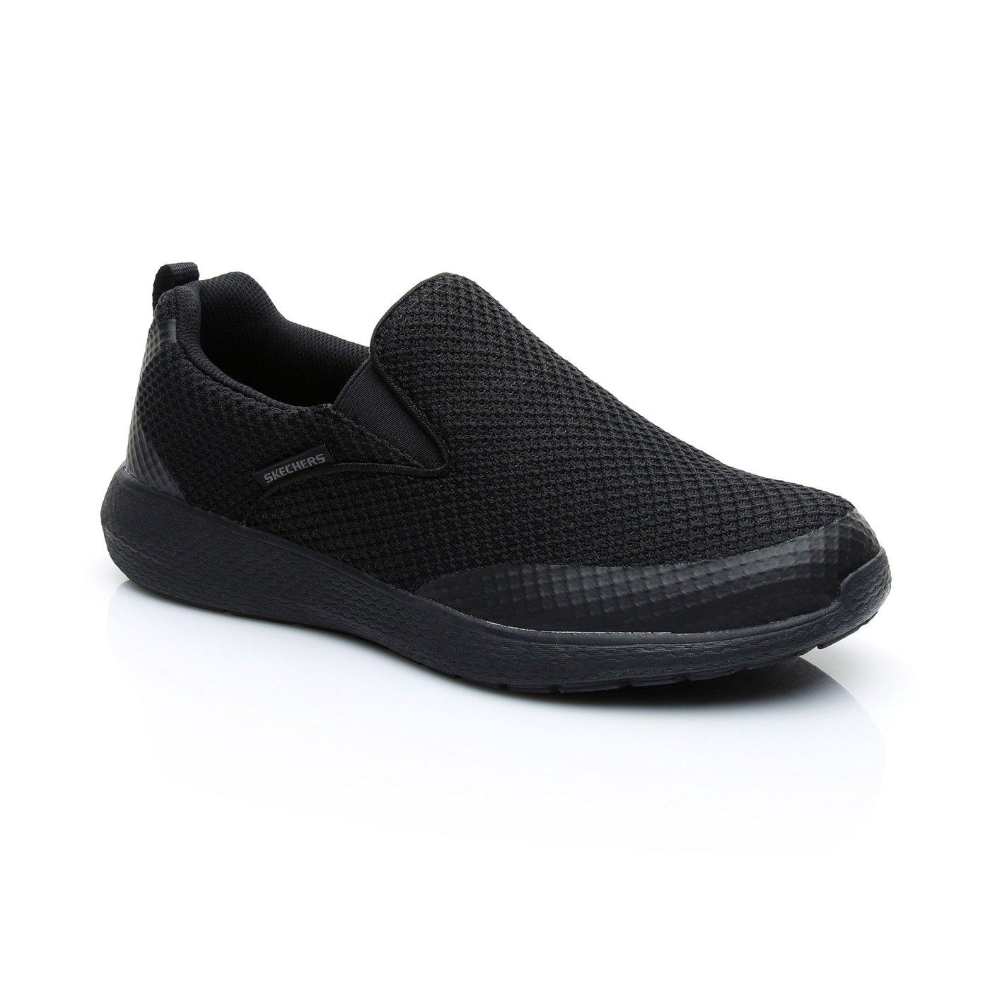 Skechers Kulow - Whitewater Erkek Siyah Spor Ayakkabı