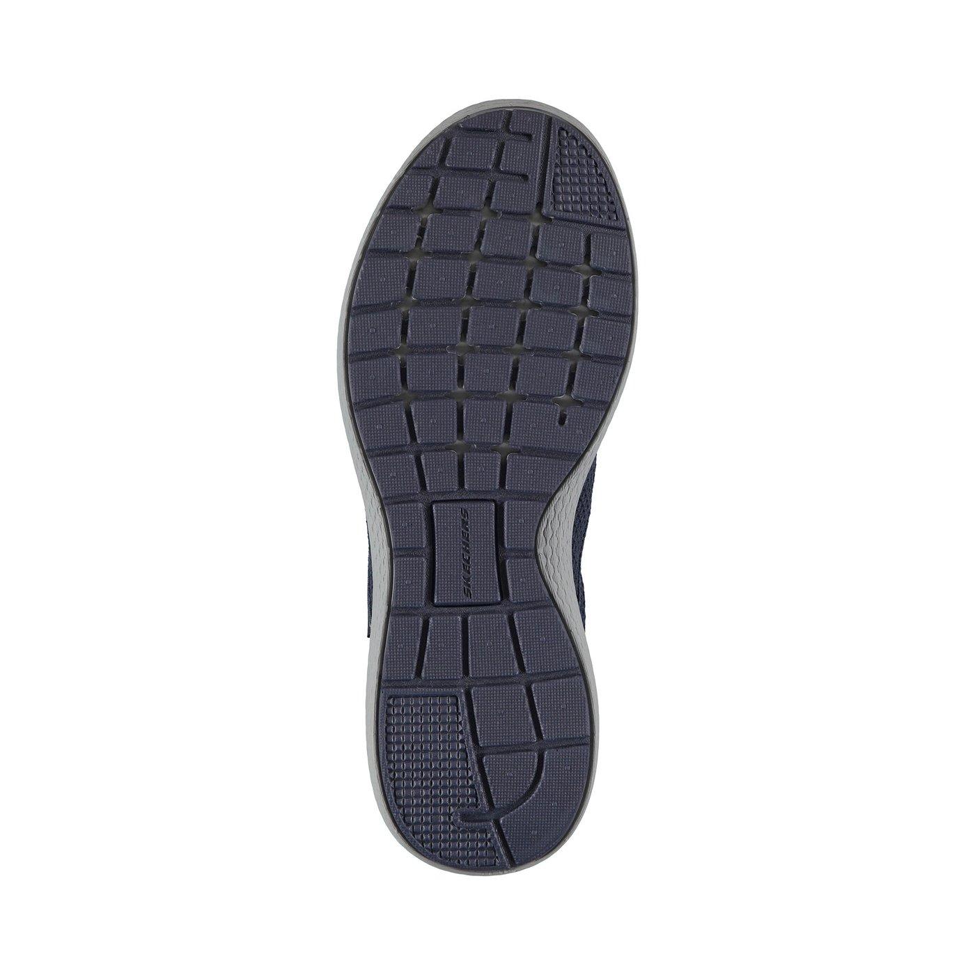 Skechers Kulow Whitewater Erkek Lacivert Spor Ayakkabı