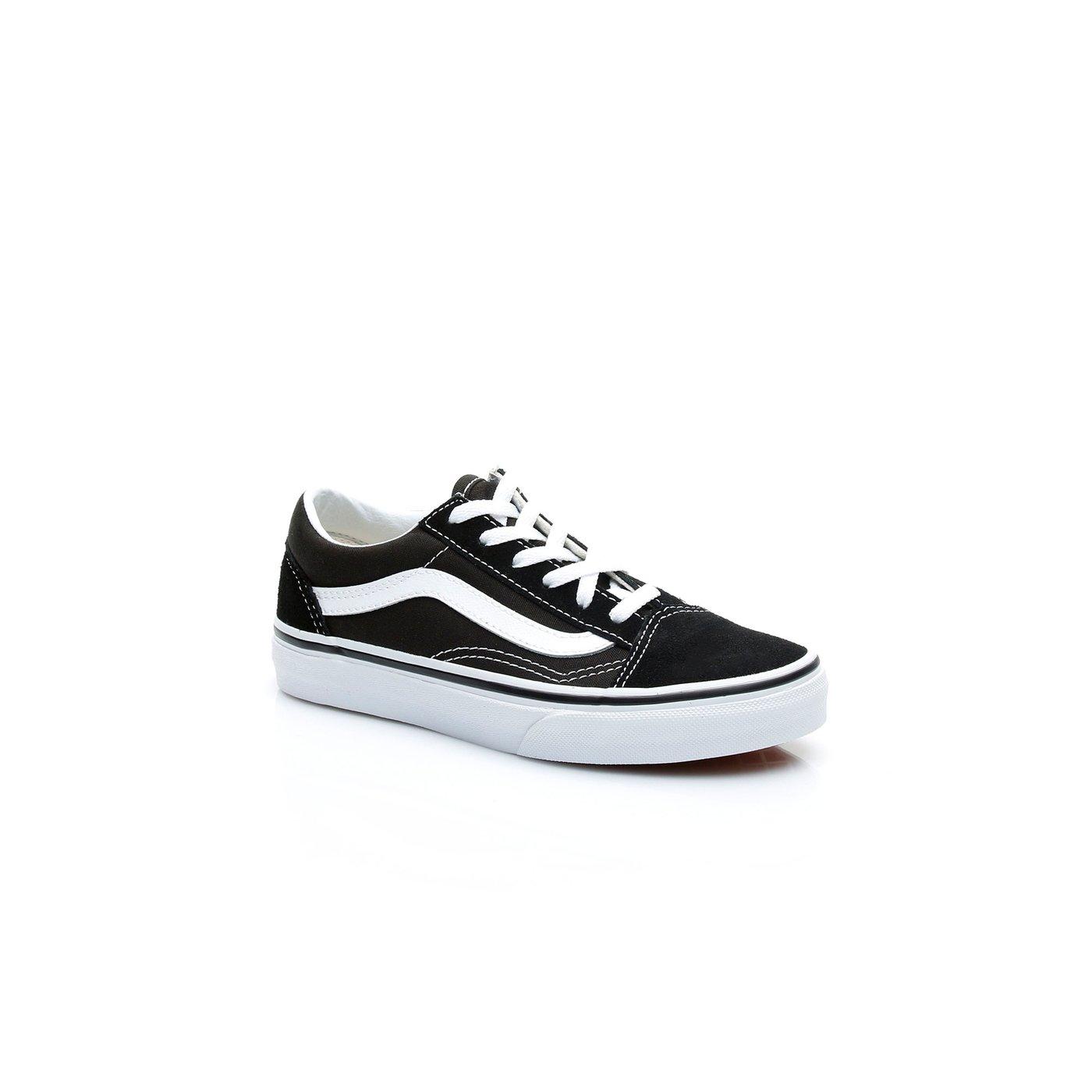 1a1bbd1398 Vans Old Skool Çocuk Siyah Sneaker Çocuk Sneaker 3150387