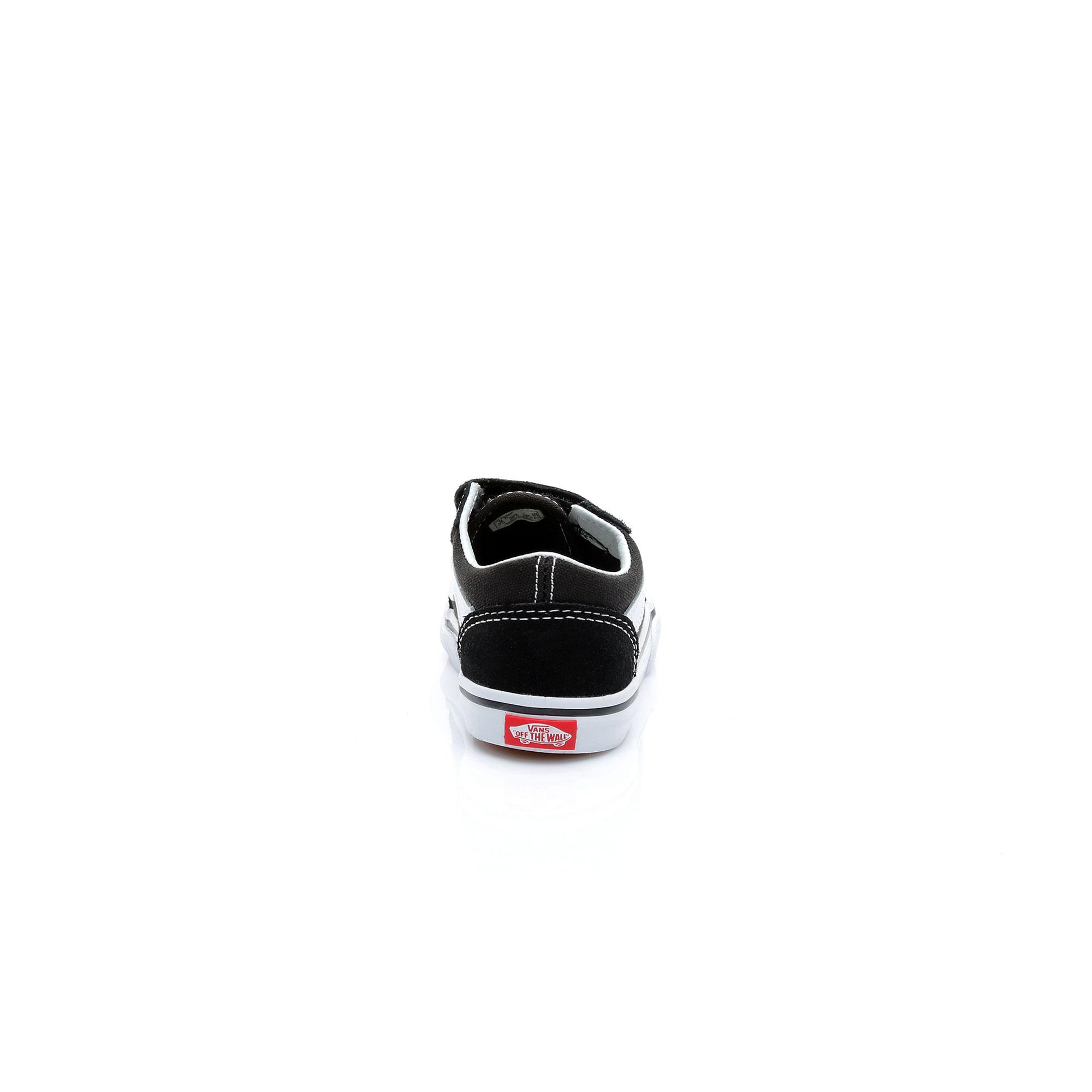Vans Old Skool Çocuk Siyah Sneaker