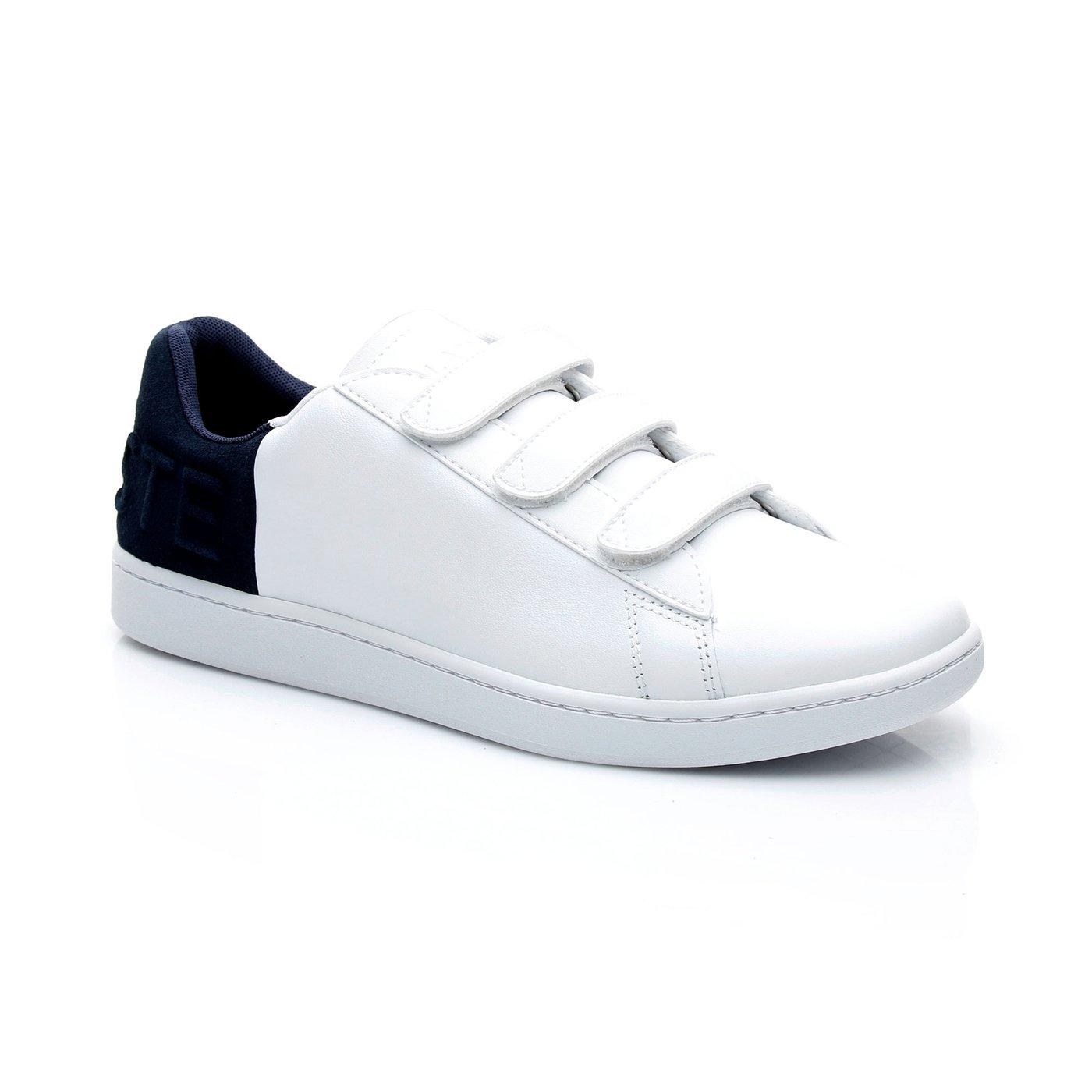 Lacoste Carnaby Evo 318 1 Erkek Beyaz Sneaker