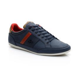 Lacoste Chaymon Erkek Lacivert Sneaker