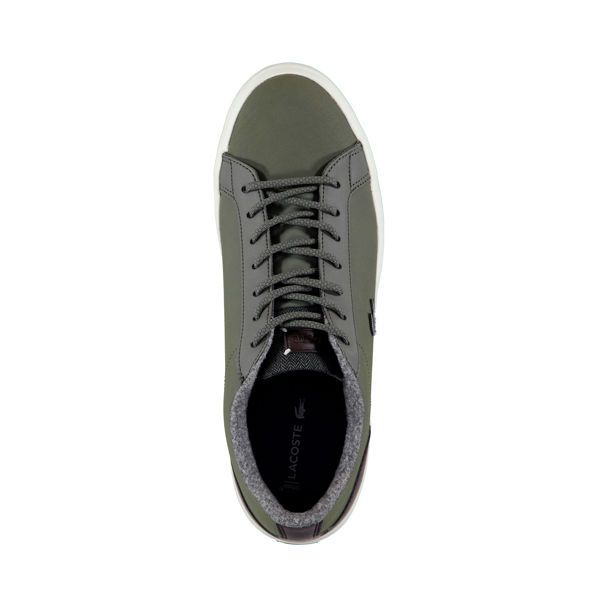Lacoste Erkek Yeşil Sneaker