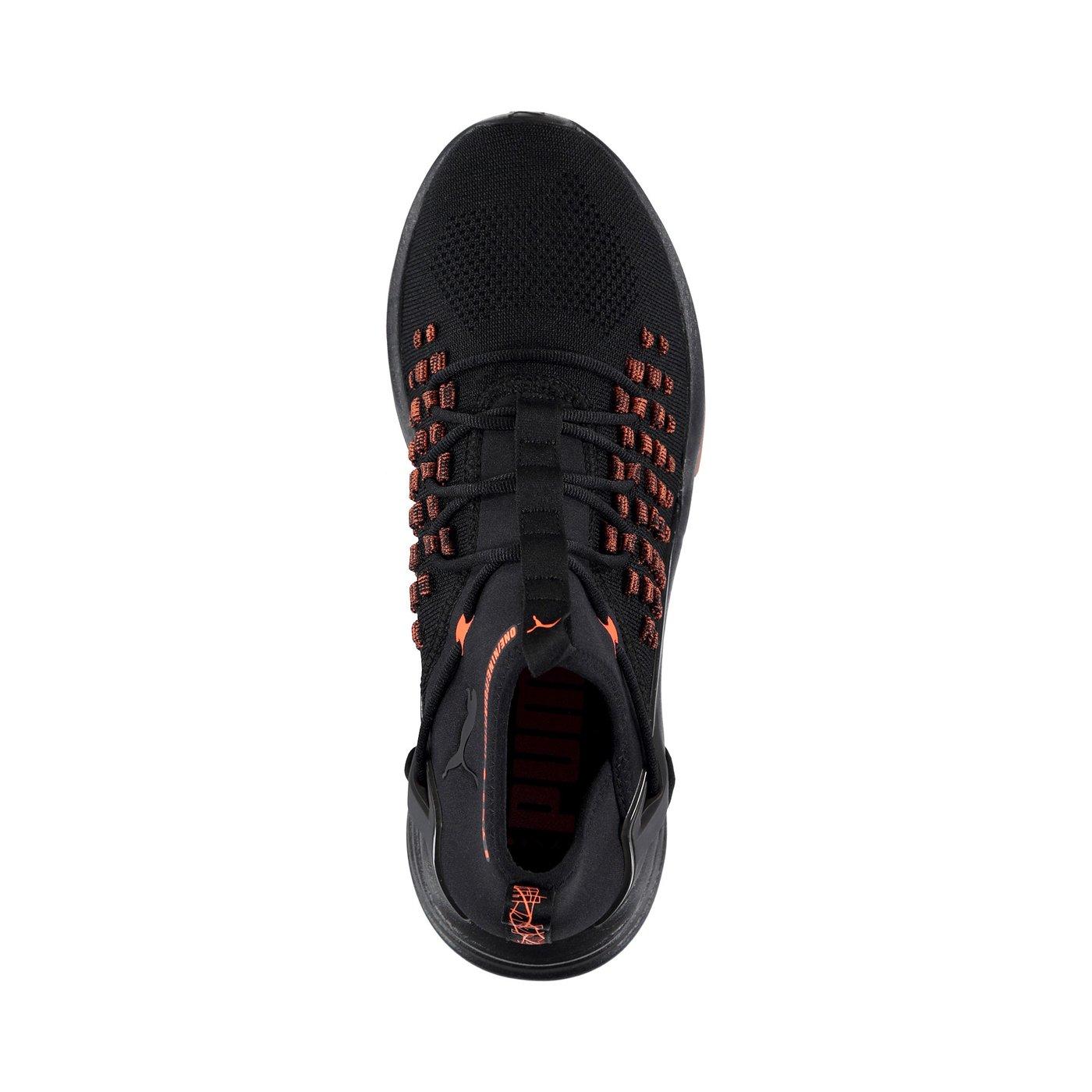 Puma Mantra Fusefit Erkek Siyah Spor Ayakkabı