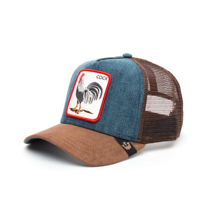 Goorin Bros Big Strut Unisex Kahverengi Şapka