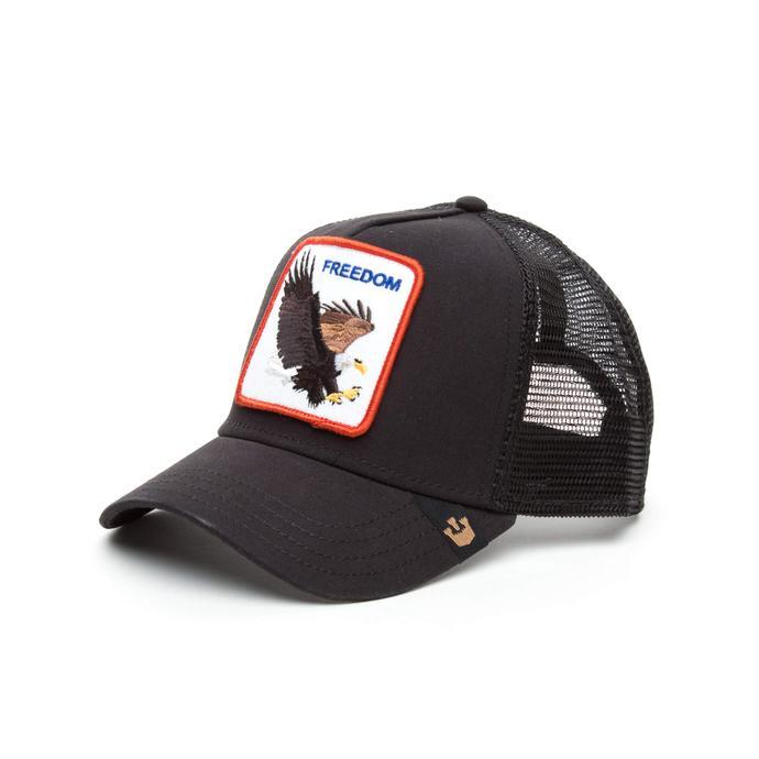 Goorin Bros Freedom Unisex Siyah Şapka