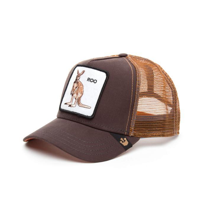 Goorin Bros Roo Unisex Kahverengi Şapka