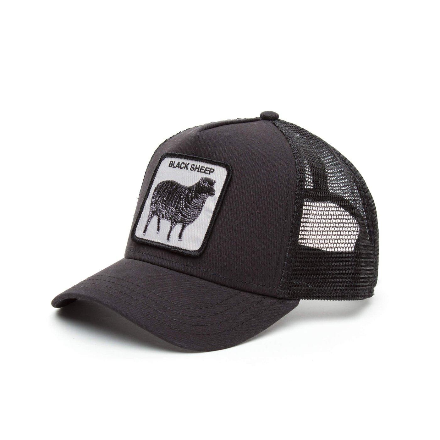 Goorin Bros Naughty Lamb Unisex Siyah Şapka