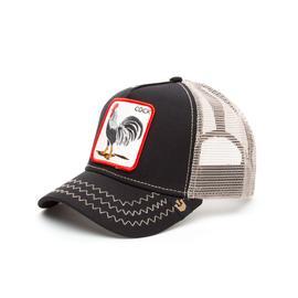 Goorin Bros Rooster Unisex Siyah Şapka