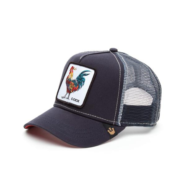 Goorin Bros Gallo Unisex Lacivert Şapka