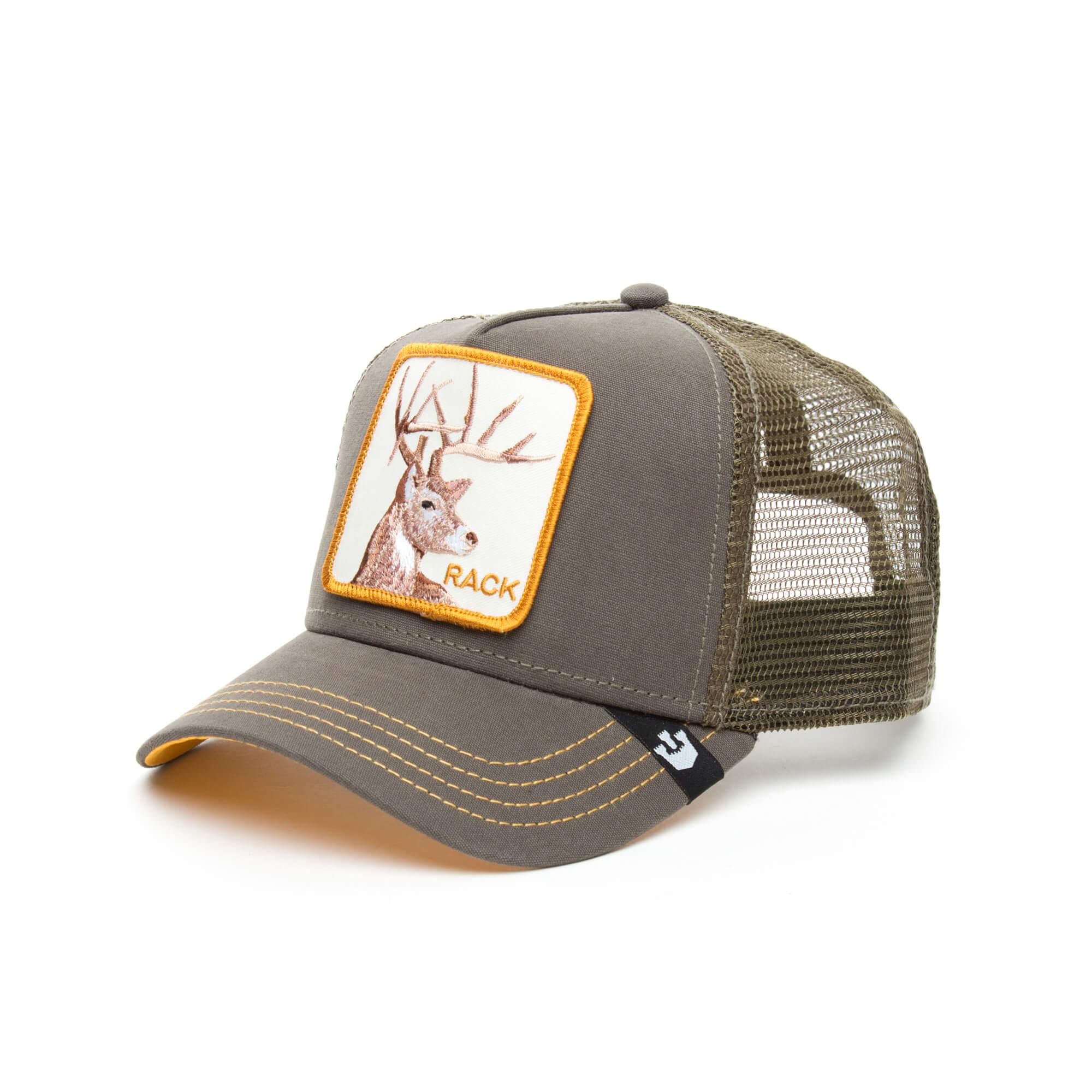 Goorin Bros Rack Unisex Yeşil Şapka