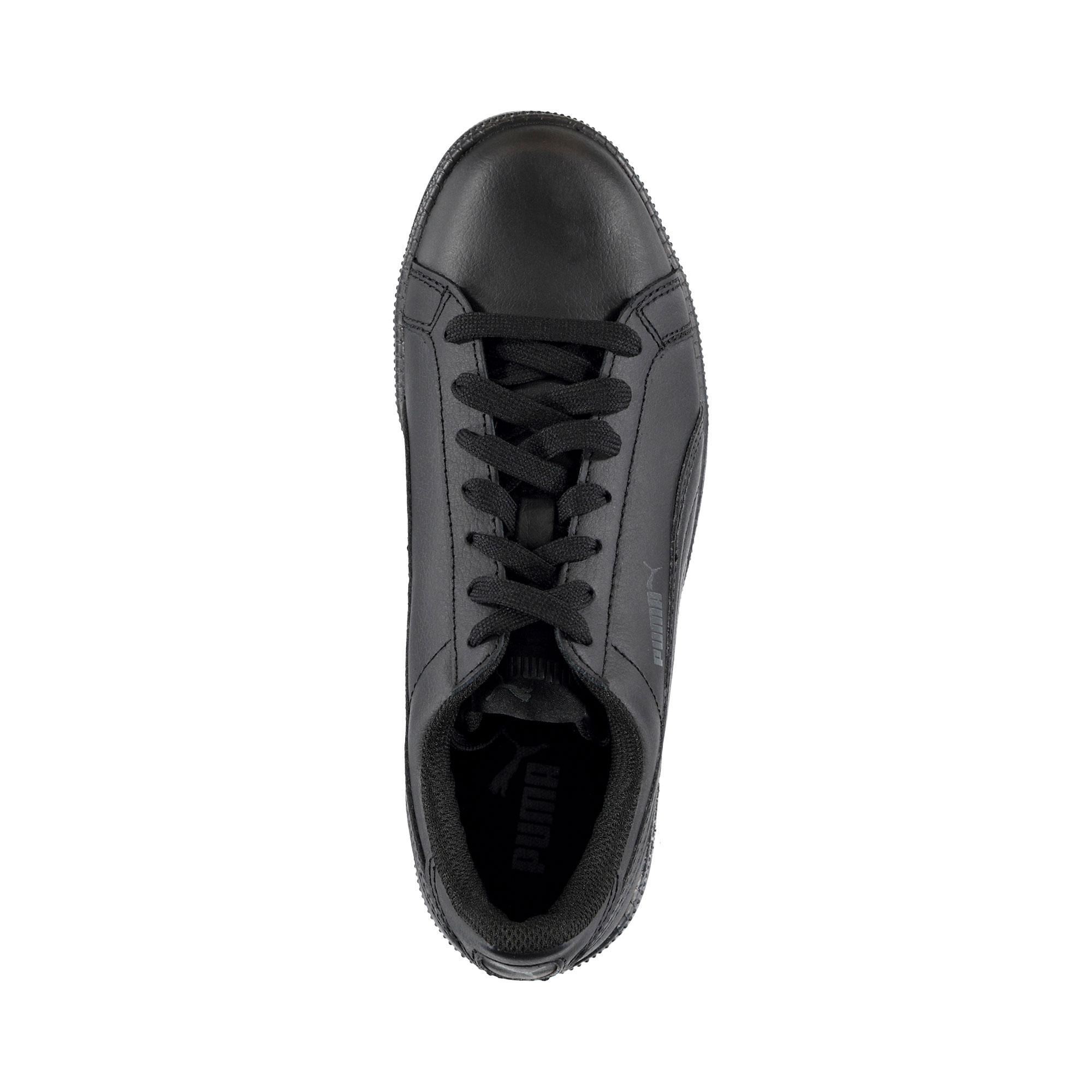 Puma Smash Fun L-1 Kadın Siyah Sneaker
