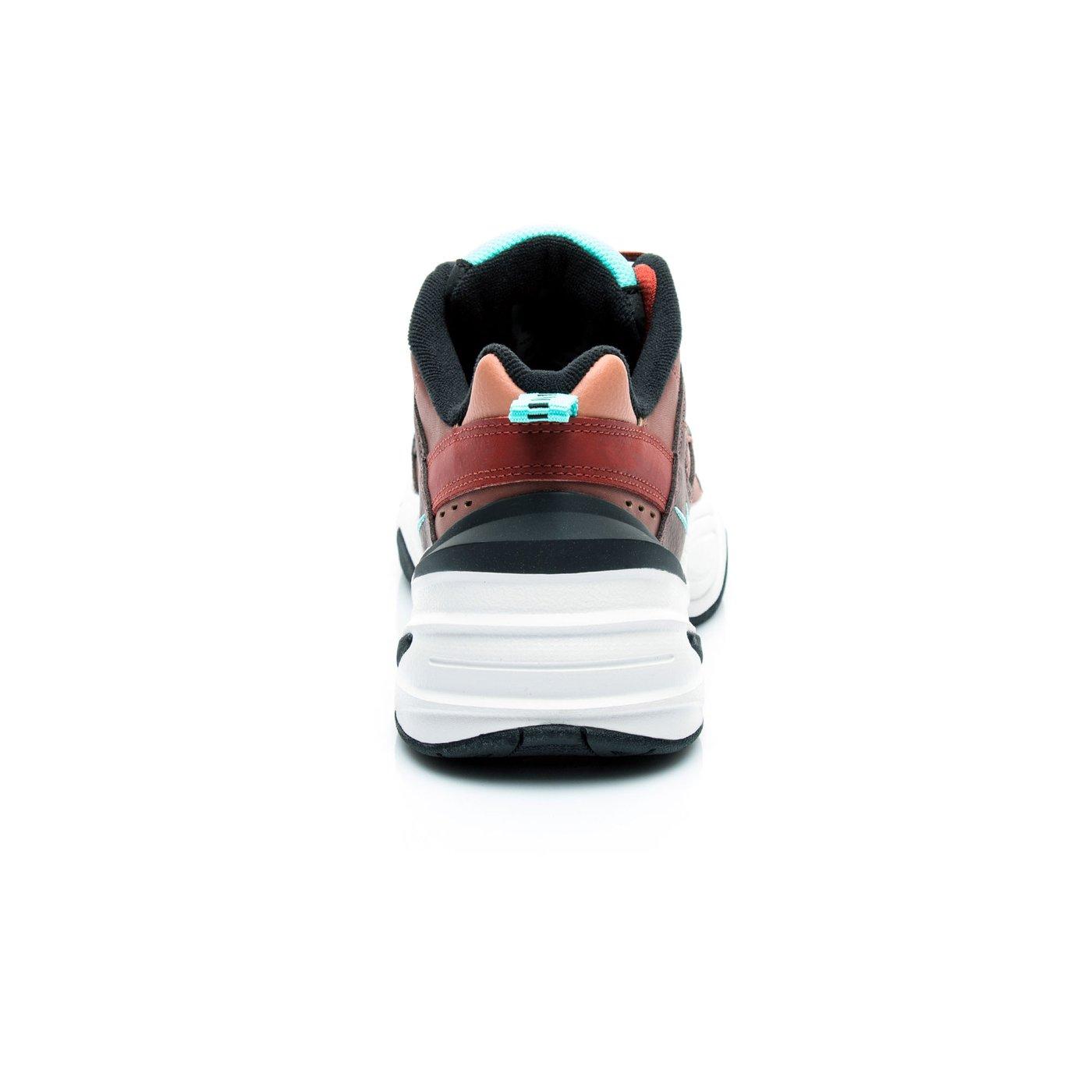 Nike M2K Tekno Kadın Renkli Bordo Sneaker