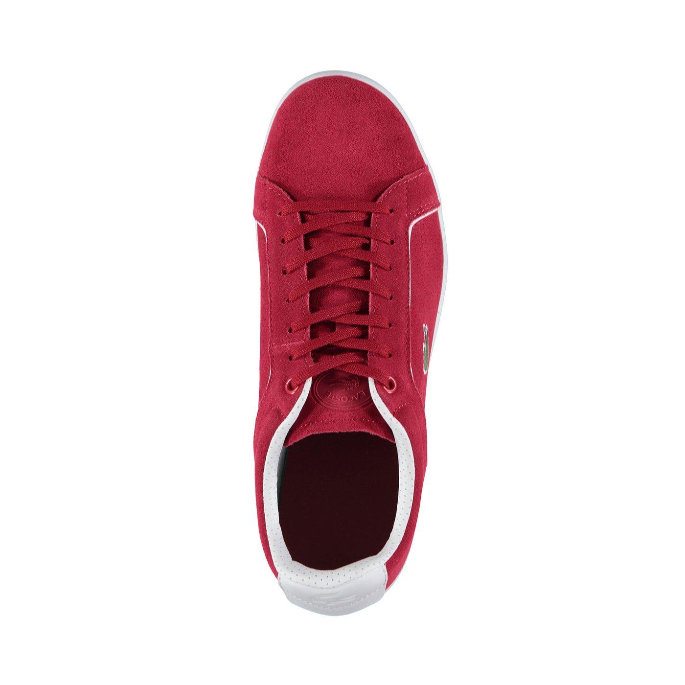 Lacoste Carnaby Evo 318 9 Erkek Kırmızı Sneaker