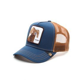 Goorin Bros Gorra Big Horn Navy Lacivert Şapka