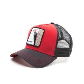 Goorin Bros Woody Wood Erkek Kırmızı Şapka