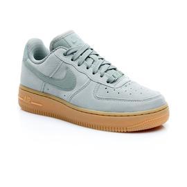 Nike Air Force 1 '07 SE Suede Kadın Yeşil Sneaker