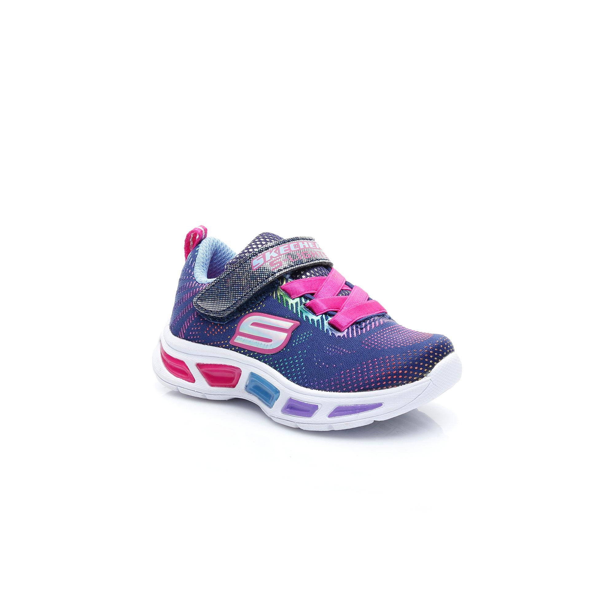 Skechers Lıtebeams-Gleam N'Dream Çocuk Gri Sneaker
