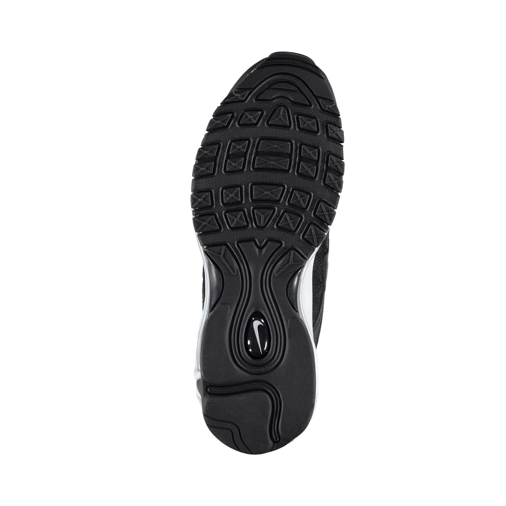 Nike W Air Max 97 Kadın Siyah Spor Ayakkabı
