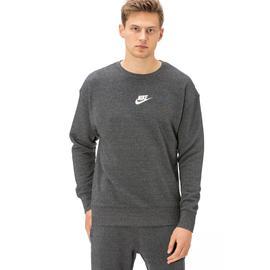 Nike Heritage Erkek Siyah Sweatshirt
