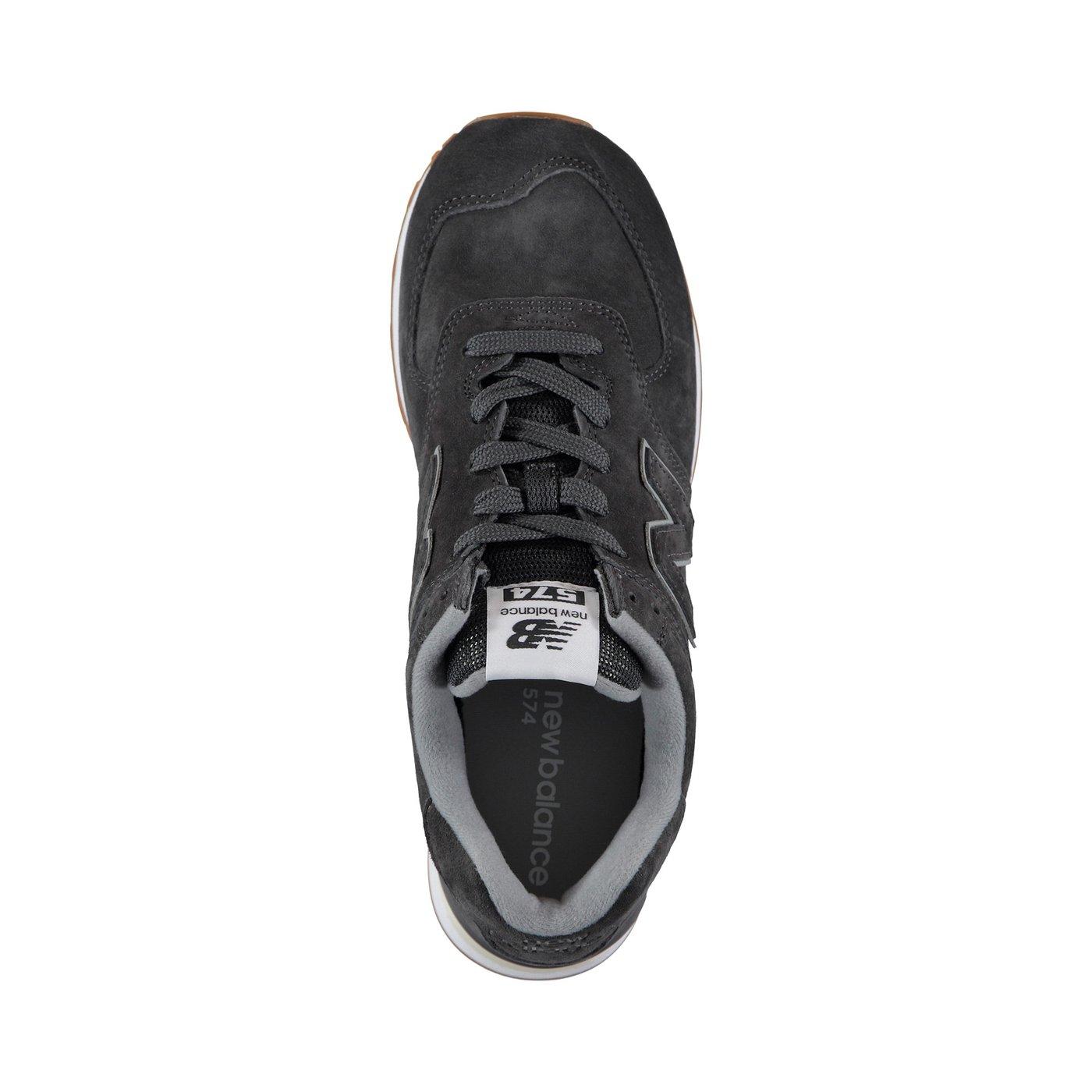 New Balance Lifestyle Erkek Gri Sneakers
