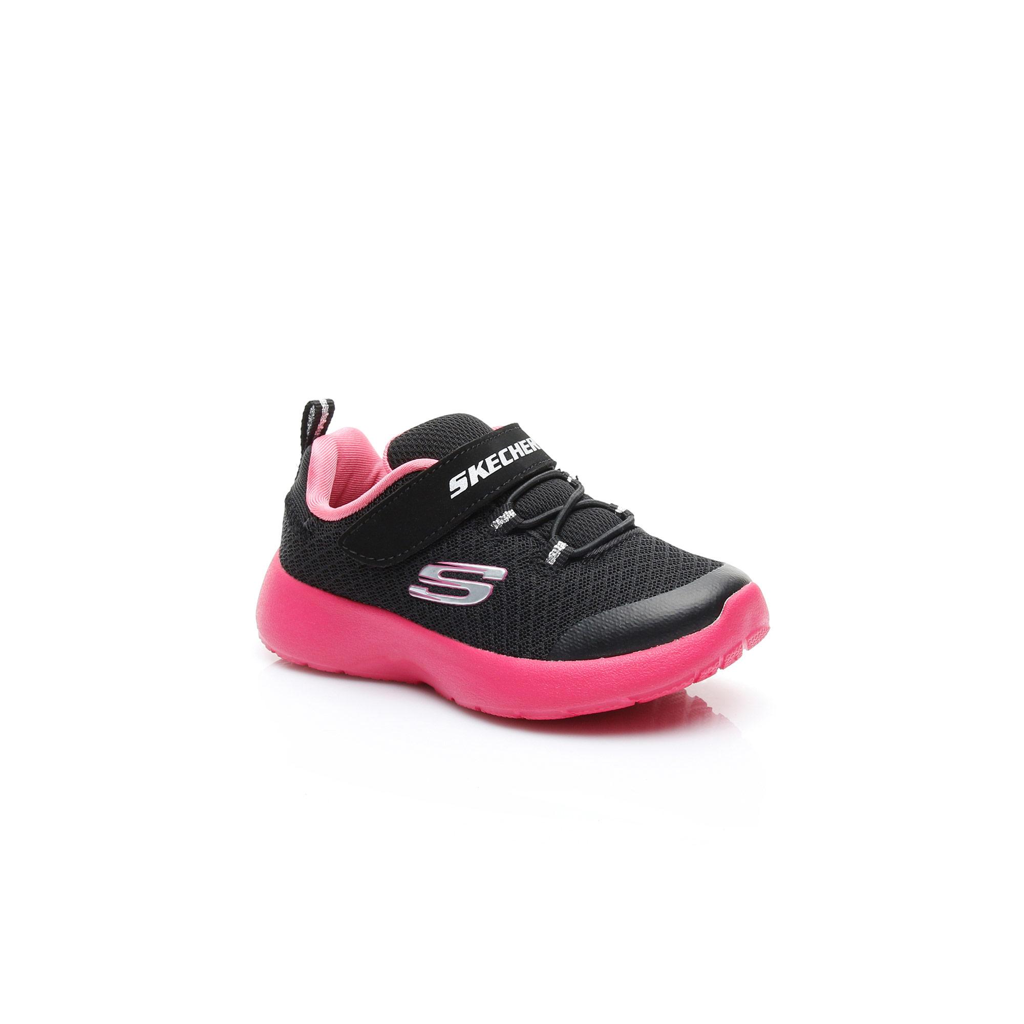 Skechers Kız Çocuk Siyah Spor Ayakkabı