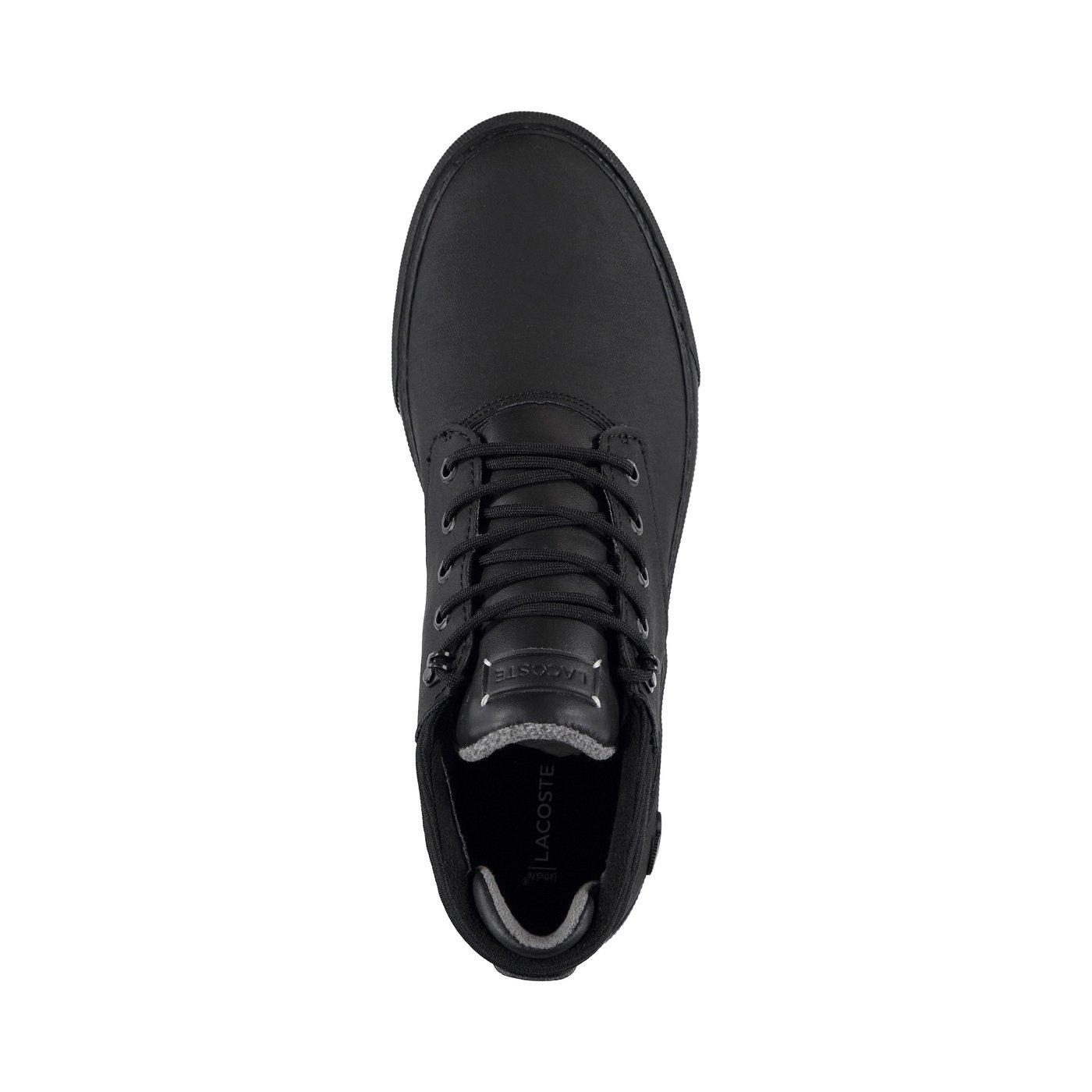 Lacoste Erkek Esparre Wınter C 318 3 Siyah Ayakkabı