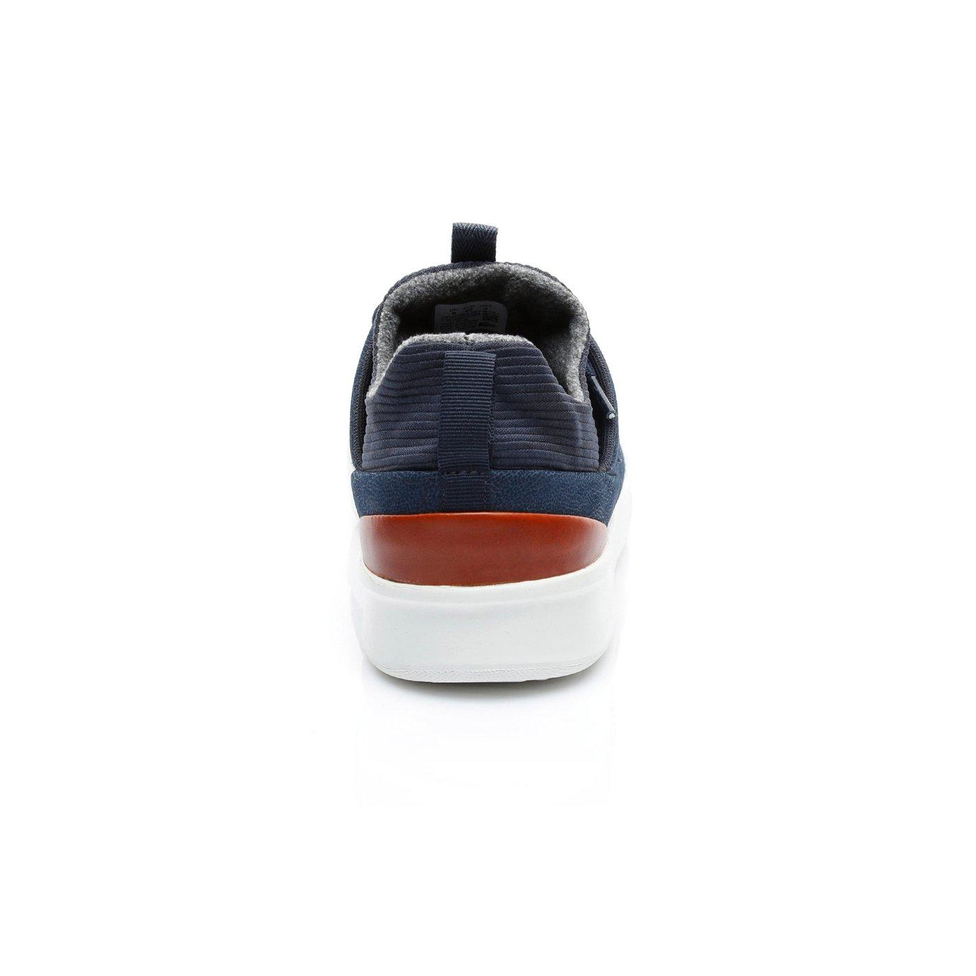 Lacoste Erkek Explorateur Crft Sp 3181 Lacivert Sneaker